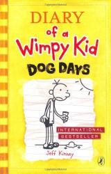 купить: Книга Dog Days (Diary of a Wimpy Kid book 4)