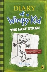 купить: Книга The Last Straw (Diary of a Wimpy Kid book 3) Book