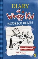 купить: Книга Diary of a Wimpy Kid: Rodrick Rules (Book 2)
