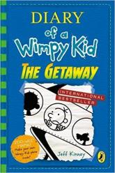 купить: Книга Diary of a Wimpy Kid: The Getaway (book 12)