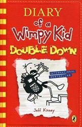 купить: Книга Diary of a Wimpy Kid: Double Down (Diary of a Wimpy Kid Book 11)