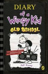 купить: Книга Diary of a Wimpy Kid. Old School