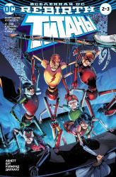 buy: Book Вселенная DC. Rebirth. Титаны. Выпуск №2-3. Красный Колпак и Изгои. Выпуск №1