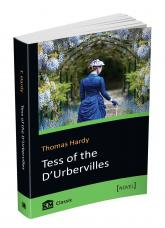 купити: Книга Tess of the d'Urbervilles. A Pure Woman Faithfully Presented