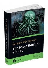 купити: Книга The Most Horror Stories