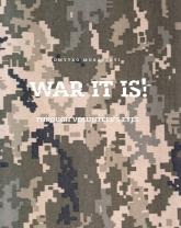 купити: Книга «War it is»
