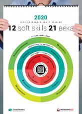 купити: Календар Умный настенный календарь на 2020 год «12 soft skills 21 века»