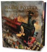 купити: Книга Harry Potter. The Illustrated Collection