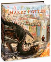 купить: Книга Harry Potter and the Goblet of Fire. Illustrated