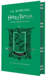 купить: Книга Harry Potter and the Chamber of Secrets - Slytherin Edition