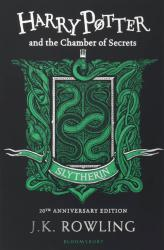 купить: Книга Harry Potter and the Chamber of Secrets – Slytherin Edition