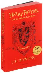 buy: Book Harry Potter and the Philosopher's Stone (Gryffindor Edition)