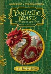 купить: Книга Fantastic Beasts and Where to Find Them