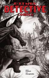купить: Книга Бэтмен. Detective Comics. Леденящий ужас