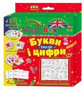 купить: Книга Magic box. Букви і цифри. English