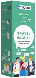 купити: Книга Travel English. Картки для вивчення англійських слів. 500 карток