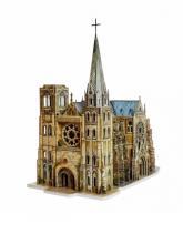 купити: Модель для збирання Середньовічне місто: Готичний собор