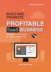 купити: Книга uild and promote profitable SAAS business