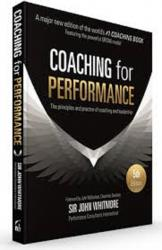 купить: Книга Coaching for Performance Fifth Edition: The Principles and Practice of Coaching and Leadership