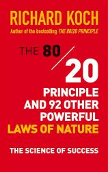 купити: Книга The 80/20 Principle and 92 Other Powerful Laws of Nature: The Science of Success