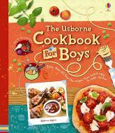 купить: Книга Cookbook for Boys (Usborne Cookbooks)