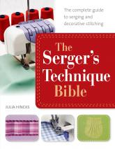 купить: Книга The Serger's Technique Bible