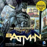 купить: Книга The World According to Batman