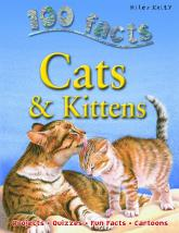 купити: Книга 100 Facts - Cats & Kittens