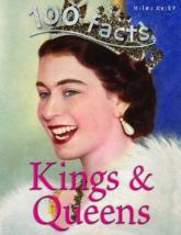 buy: Book 100 Facts Kings & Queens