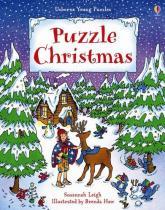 купить: Книга Puzzle Christmas