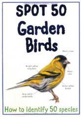 купити: Книга Spot 50 Garden Birds