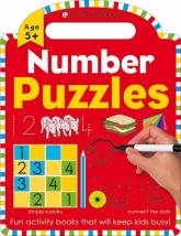купить: Книга Priddy Learning Number Puzzles