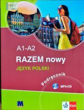 buy: Book Razem nowy A1-A2 Підручник - курс польської мови. Підручник+CD (1 Кн.)