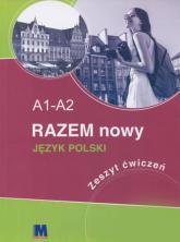 buy: Book Робочий зошит «Razem nowy A1-A2»