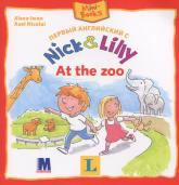 buy: Book Первый английский с Nick and Lilly - At the zoo