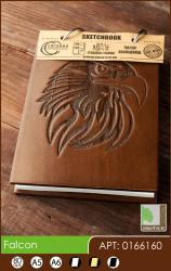 buy: Notebook Falcon Скетчбук А6*40арк. 120г/м2  Eco