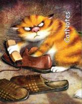 купить: Блокнот Cat Notes: И на моей улице будет праздник... А5