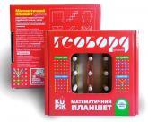 """купить: Интерактивная игрушка Іграшка навчальна дерев'яна """"Математичний планшет"""""""