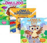 buy: Book Комплект книг Вчи англійську з Совою