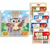 buy: Book Комплект Сова в місті + картки