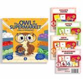 buy: Book Комплект Сова в супермаркеті + картки