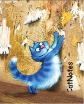 купить: Блокнот Блокнот Cat Notes: Вытворяю...