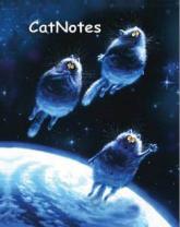 купити: Блокнот Cat Notes: Вперед к мечте...