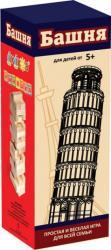 купити: Настільна гра Гра настільна. Вежа з дерева. 44 деталі