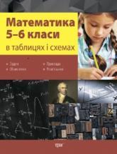 купить: Книга Найкращий довідник. Математика в таблицях і схемах. 5-6 класи