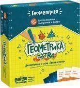 купити: Настільна гра Настольная игра «Геометрика EXTRA»