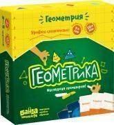 купити: Настільна гра Настольная игра «Геометрика»