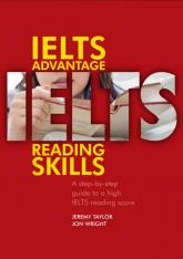 купити: Книга IELTS Advantage. Reading Skills