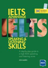 купити: Книга IELTS Advantage. Speaking and Listening Skills