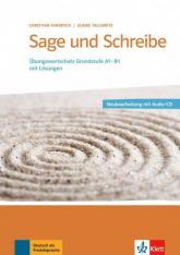 купити: Книга Sage und Schreibe. Посібник для вивчення лексики німецької мови. Базовий рівень